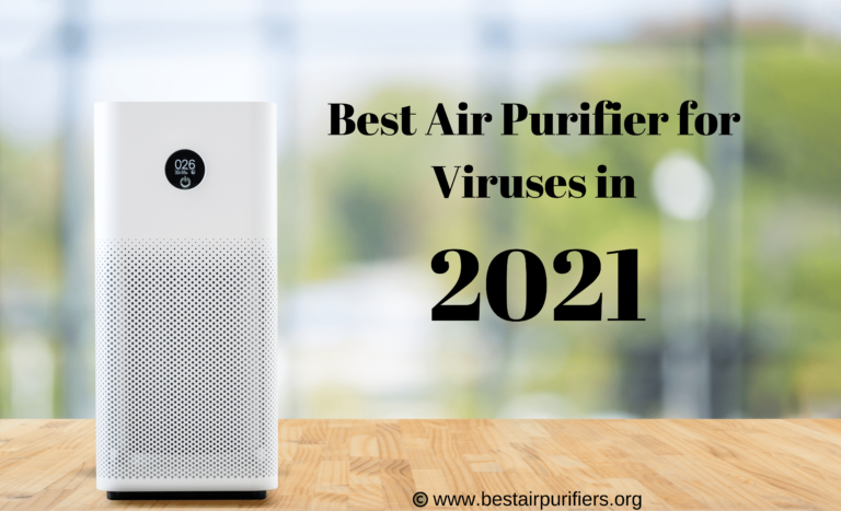 Best Air Purifier for Viruses 2021