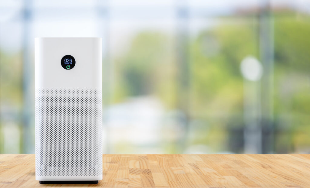 Air Purifier for Mold